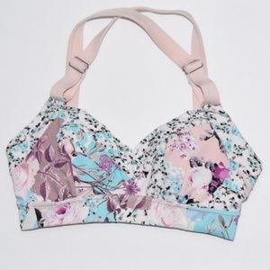 Seafolly Floral Bikini Top